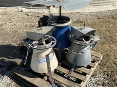 Shivvers Electric Grain Spreaders