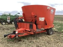 KUHN Knight VLS150 Vertical Maxx Mixer