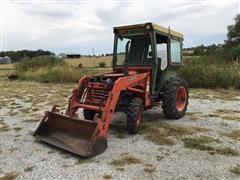 1988 Kubota L2850 Compact Utility Tractor W/Loader