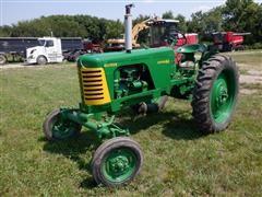 1956 Oliver Super 66 Row Crop 2WD Tractor