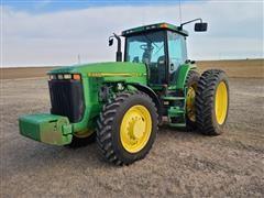 1996 John Deere 8300 MFWD Tractor