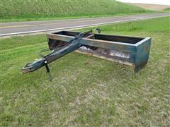 Strobel 12' Box Scraper W/Tilt
