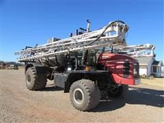 2007 Miller Silver Wheels 3304 Self Propelled Sprayer