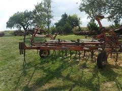 International 45 Vibra-Shank 18' Field Cultivator