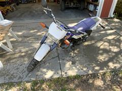 1991 Yamaha TW 200b Fat Tire Dirt Bike