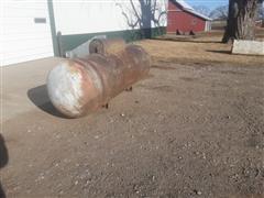 1947 Columbian Steel Propane Tank