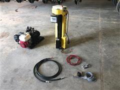 2015 Wintex 1000 Automatic Hydraulic Soil Probe