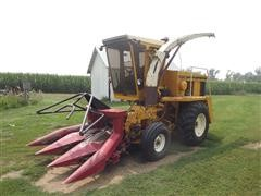Field Queen C7600 Self-propelled Forage Harvester
