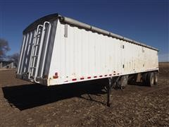 2001 Jet T/A Steel Grain Trailer
