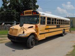 2010 International 71 Passenger Bus