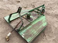 Toughie 3-Pt 5' Rotary Mower