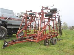 Kent 5329FC98 29' - 3 Section Field Cultivator W/Harrow