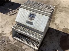 Pro Tech Aluminum Toolbox