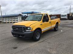 2004 Ford F250 Pickup Truck