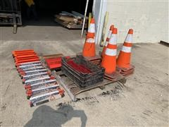 Safety Cones & Triangles