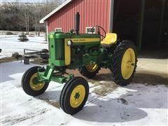 John Deere 420-T 2WD Tractor