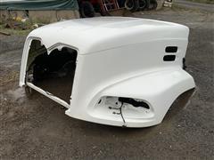 Mack Vision Fiberglass Truck Hood