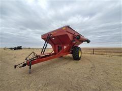 CrustBuster 850 Grain Cart