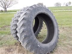 Firestone Radial All Traction 23 480/80R42 Bar Tires