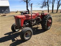 1962 Massey Ferguson 65 2WD Tractor