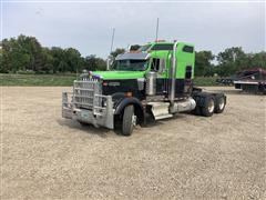 2006 Kenworth W900B T/A Truck Tractor