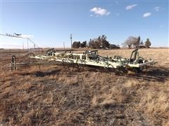 Roll-A-Cone 35' Folding Sweep Chisel Plow
