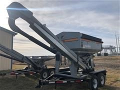 2012 CrustBuster Speed King 160RT T/A Seed Tender