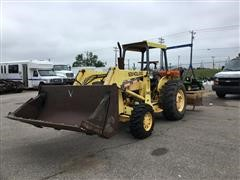 New Holland 545D MFWD Tractor