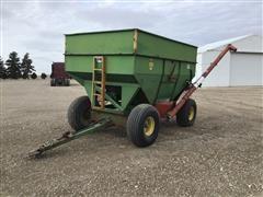 J&M 350 Seed Tender Wagon