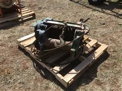 US Army Truck Winch Assembly