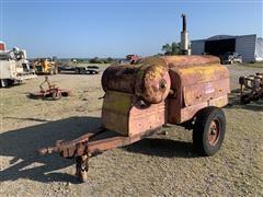 1958 Leroi Pull Type Air Compressor