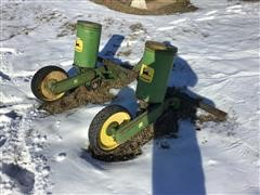 John Deere 71 2 Row Planter