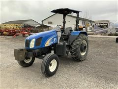 2005 New Holland TL80A 2WD Tractor