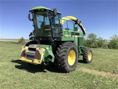 John Deere 6910 Self Propelled Forage Harvester