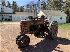International /McCormick Farmall 350 2WD Tractor