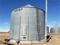 Chief 10,000 Bushel Grain Bin