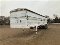 2002 Magnum FT36 Tri/A Tender Trailer