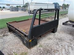 Butler 7' Pickup Flatbed W/Bale Spikes