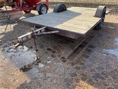 S/A Flatbed Trailer