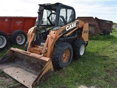2011 Case SV185 Skid Steer