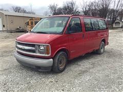 2002 Chevrolet Express 1500 Van