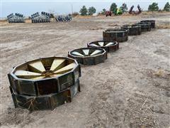 B&B BB Steel Pivot Tires/Wheels