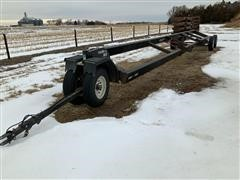 MD Products Stud King 38 Header Trailer