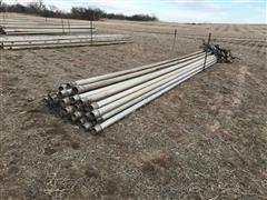 """4"""" Towline 40' Long Irrigations Pipe & Sprinklers & Parts"""