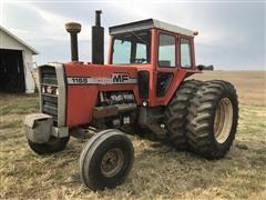1976 Massey Ferguson 1155 2WD Tractor