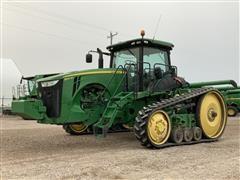 2011 John Deere 8310RT Track Tractor