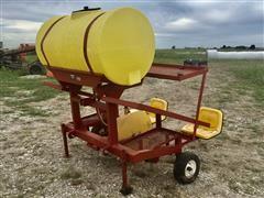 Nolt's P150 Water Wheel Transplanter