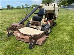 Grasshopper 721 Zero Turn Riding Lawn Mower