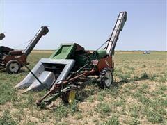 New Idea 327 2R36 Corn Picker