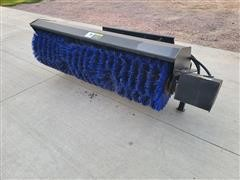 2020 Suihe Rotary Broom Skid Steer Attachment